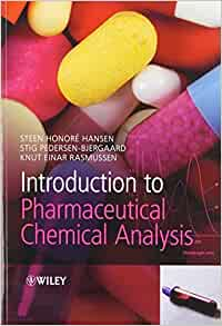 introduction to pharmaceutical chemical analysis steen hansen pdf