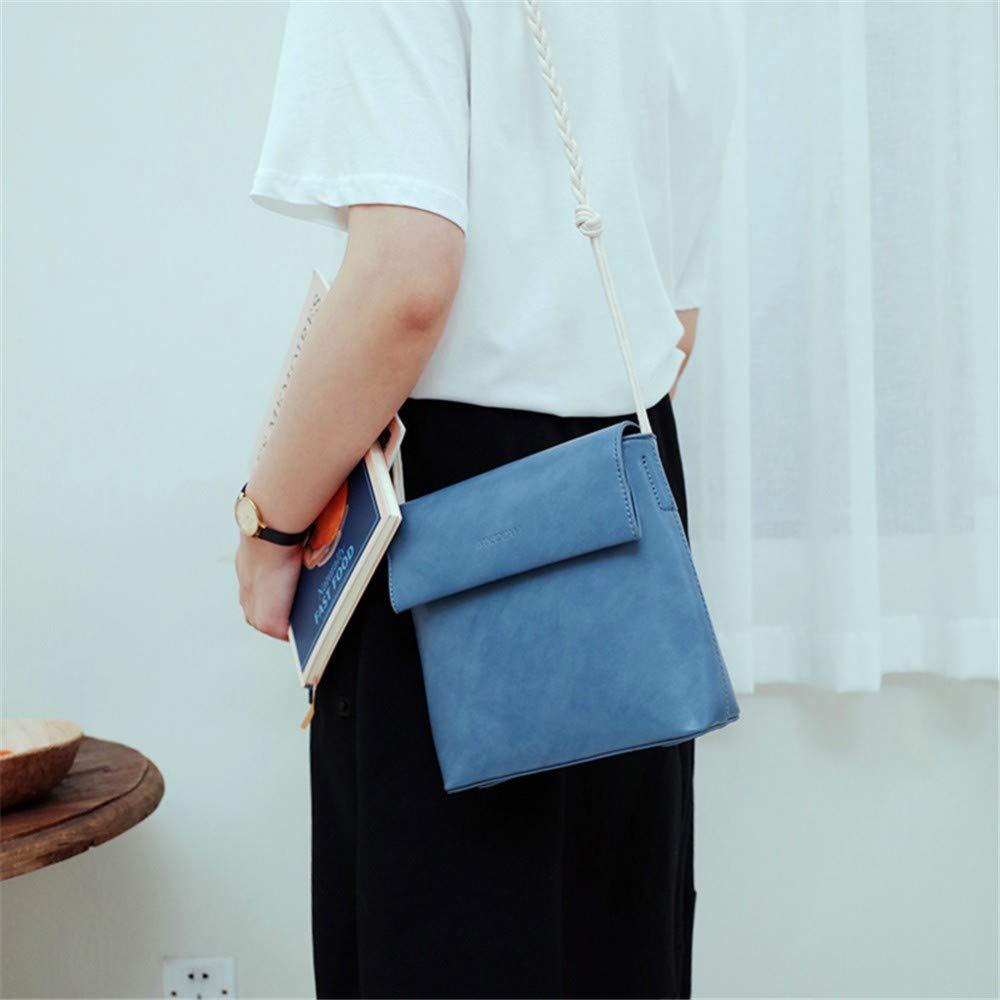 Womens bag new 2019 messenger bag small square bag Korean fashion wild shoulder Messenger bag