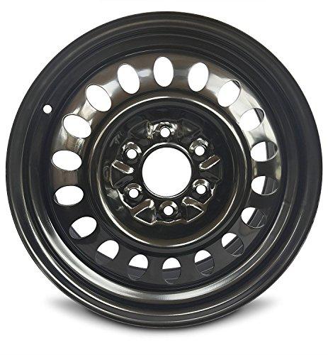 GMC Envoy Trailblazer 17 Inch 6 Lug Steel Rim/17x7 6x127 Steel Wheel (17 2002 Wheel Inch Rim)