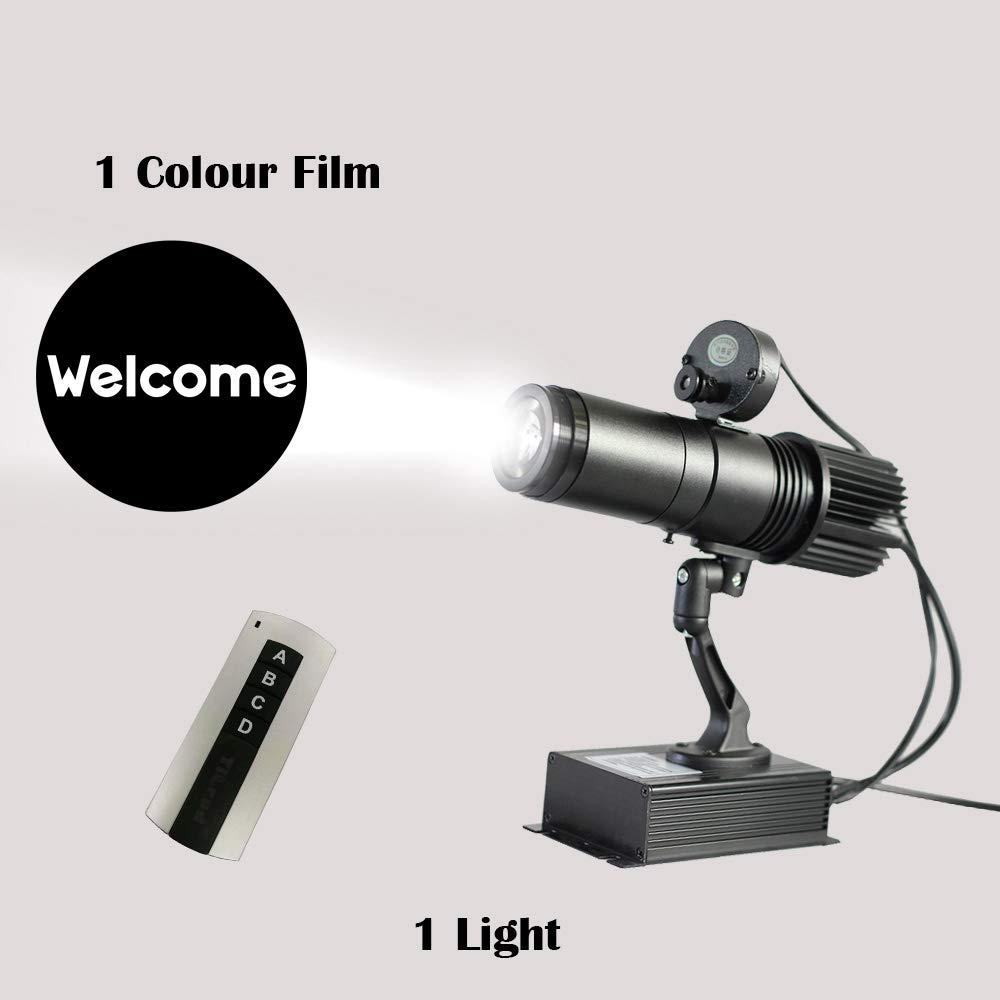 Custom Glass Gobo for Logo Gobo Projector Lights 1 Color