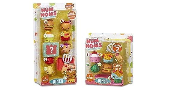 Amazon.com: Num Noms Series 2 Diner - Scented 4 & 8 Pack ...