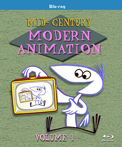 Mid Century Modern Animation, Volume 1 (Blu-ray) (Best Rated Personal Weather Stations)