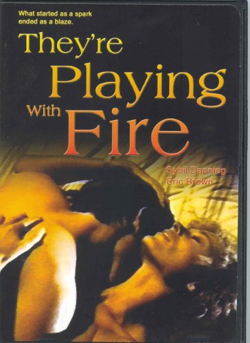 They Re Playing With Fire Dvd Region 1 Us Import Ntsc