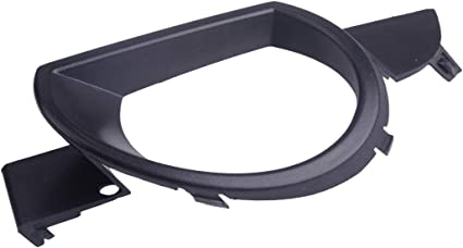beler Cache garniture de feu antibrouillard arri/ère en ABS