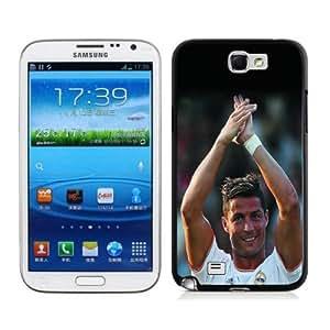 Cristiano Ronaldo Samsung Galaxy Note 2 N7100 2D Fashion Case For Cristiano Ronaldo Fans By zeroCase