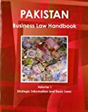 Pakistan Business Law Handbook, IBP USA, 1438770715