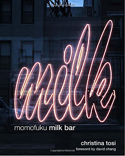 Momofuku Milk Bar (Halloween Cookie Cake Recipe)