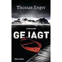 Gejagt: Thriller (Henning-Juul-Romane, Band 4)