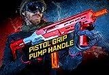 Game Face Prime GFJBR Spring-Powered Foam Dart