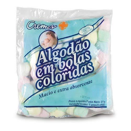 Algodao Cremer Bolas Color 95G