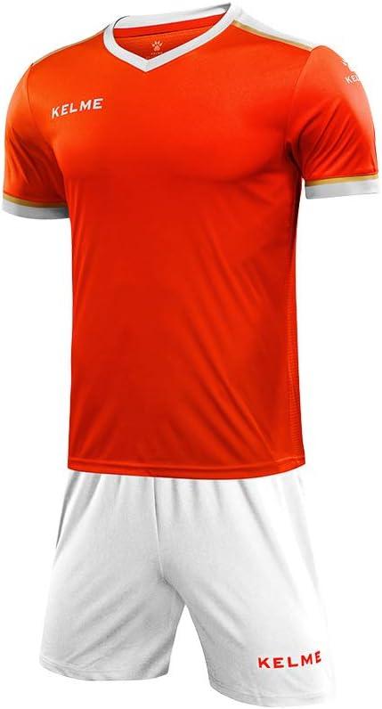 KELME S/S Football Set Conjunto Equipaciones, Hombre: Amazon.es ...