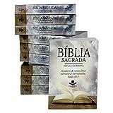 capa de Bíblias Para Evangelismo. Céu - Caixa com 10 Volumes