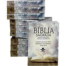 Bíblias Para Evangelismo. Céu - Caixa com 10 Volumes