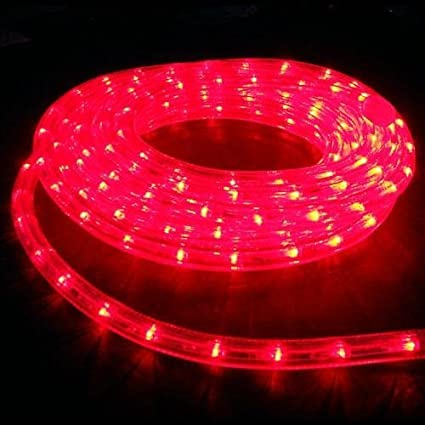 best website 09952 93656 Buy Galaxy Lighting Water Proof LED Rope Light with Adapter ...