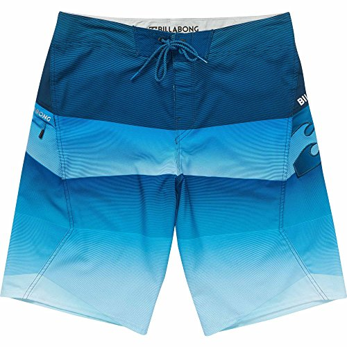 Billabong Surf Shorts (Billabong Men's Revolver X Boardshort, Blue, 34)
