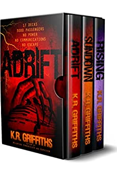 The Black River (The Complete Adrift Trilogy) by [Griffiths, K.R.]