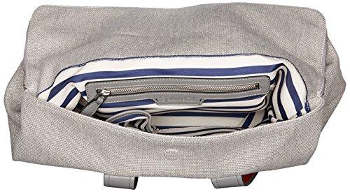 Splendid Cape May Satchel Top Handle Bag, Grey, One Size by Splendid (Image #5)