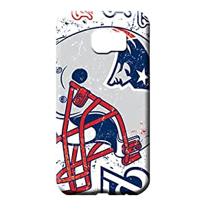 samsung galaxy s6 Dirtshock High Grade Protective cell phone carrying cases new england patriots nfl football
