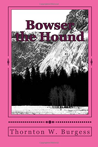 Bowser the Hound pdf