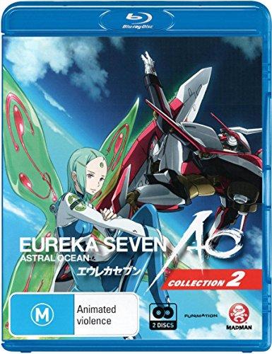 eureka 7 manga collection - 4