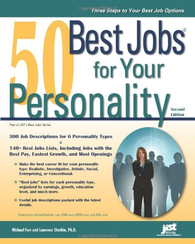50 best jobs for your personality - 2