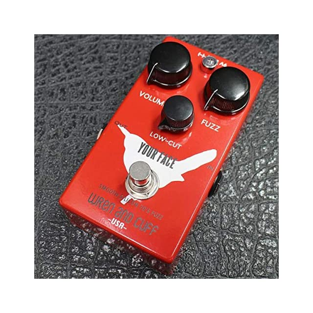 リンク:Your Face Smooth Silicon 70's Fuzz