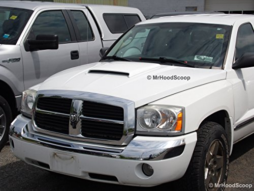 Xtreme Autosport Painted Hood Scoop Compatible with 2005-2011 Dodge Dakota by MrHoodScoop HS003