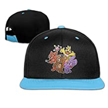 Top Bee Boys And Girls Five Night At Freddy Hip-Hop Baseball Caps Hats