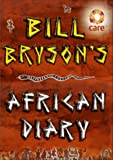 Front cover for the book Bill Bryson's African Diary by Bill Bryson