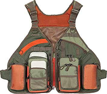 Allen Company Big Horn Fishing Vest Chest Pack