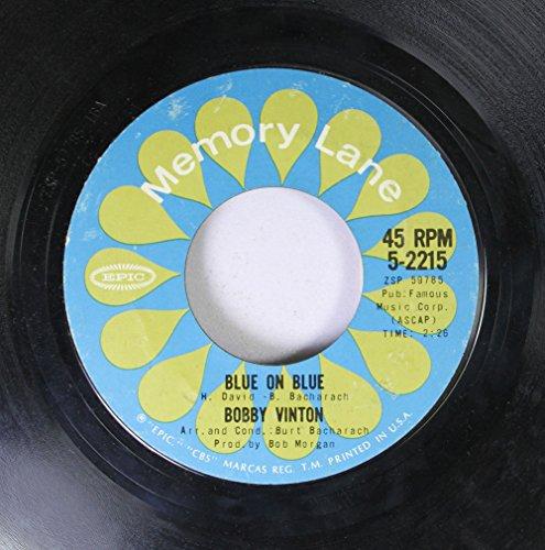 Bobby Vinton - Bobby Vinton 45 Rpm Blue On Blue / Blue Velvet - Zortam Music