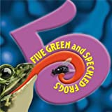 Five Green and Speckled Frogs, Kelly Martin, 1929766122