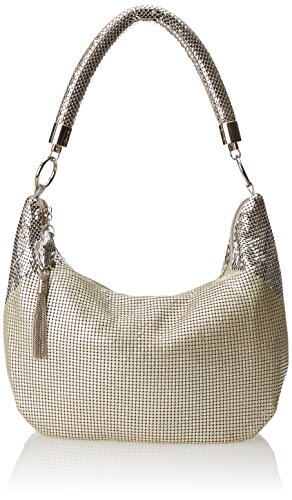 whiting-davis-metal-mesh-snake-head-hobo-pewter-multi-one-size