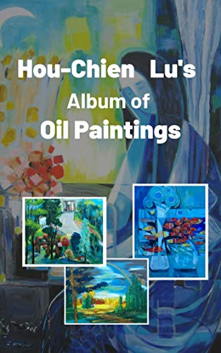 An oil painting album of an art teacher.See more of my books and sketchbook:https://amzn.to/3293yEO