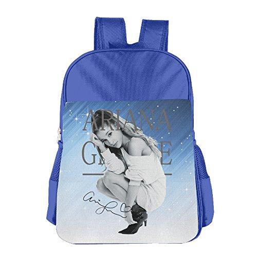 [FUOALF Ariana Grande Kids Children Boys Girls Shoulder Bag School Backpack Bags] (Kids Greek Outfit)