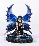 Anne Stokes Immortal Flight Fairy and Skull Statue