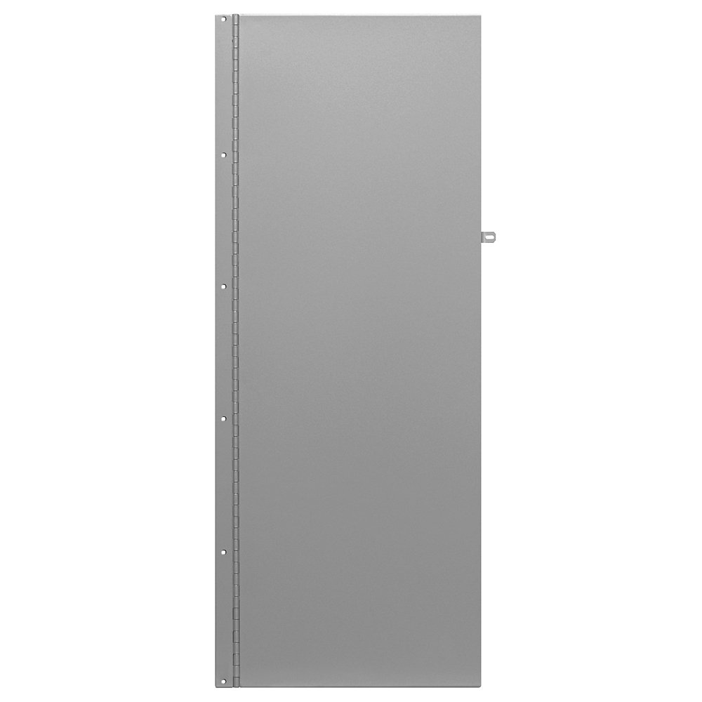 Salsbury Industries 2451 Rear Cover Hasp for Data Distribution Aluminum Boxes on Data Distribution Column