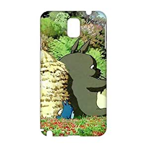 Angl 3D Case Cover Totoro Phone Case for Samsung Galaxy Note3