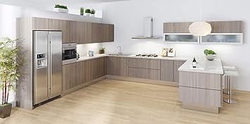 Amazon.com: Modern European Kitchen Cabinets by Mira Cucina ...