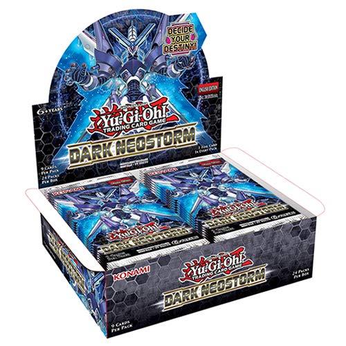 YuGiOh  DANE Dark Neostorm Booster Display Box of 24 Packets