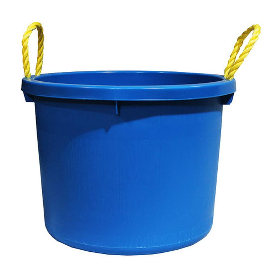 Fortiflex Multi-Purpose Storage Bucket for Dogs/Cats and Horses, 70-Quart, Blue