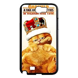 Samsung Galaxy Note 2 N7100 Phone Cases Black GARFIELD DFJ570952