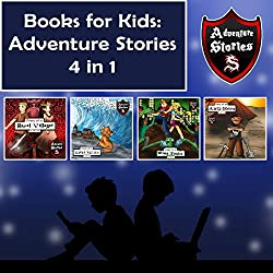 Books for Kids: Children's Diaries with Action and Adventure