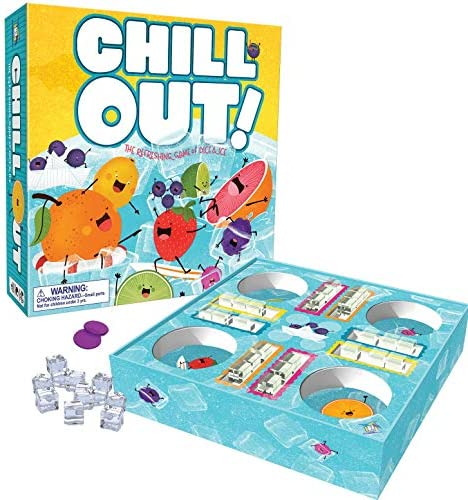Gamewright Chill Refreshing Game Dice product image
