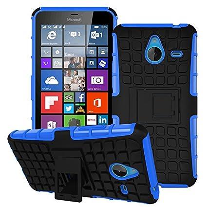 premium selection 24826 ef127 Amazon.com: Microsoft Lumia 640 XL Case, SsHhUu Tough Heavy Duty ...