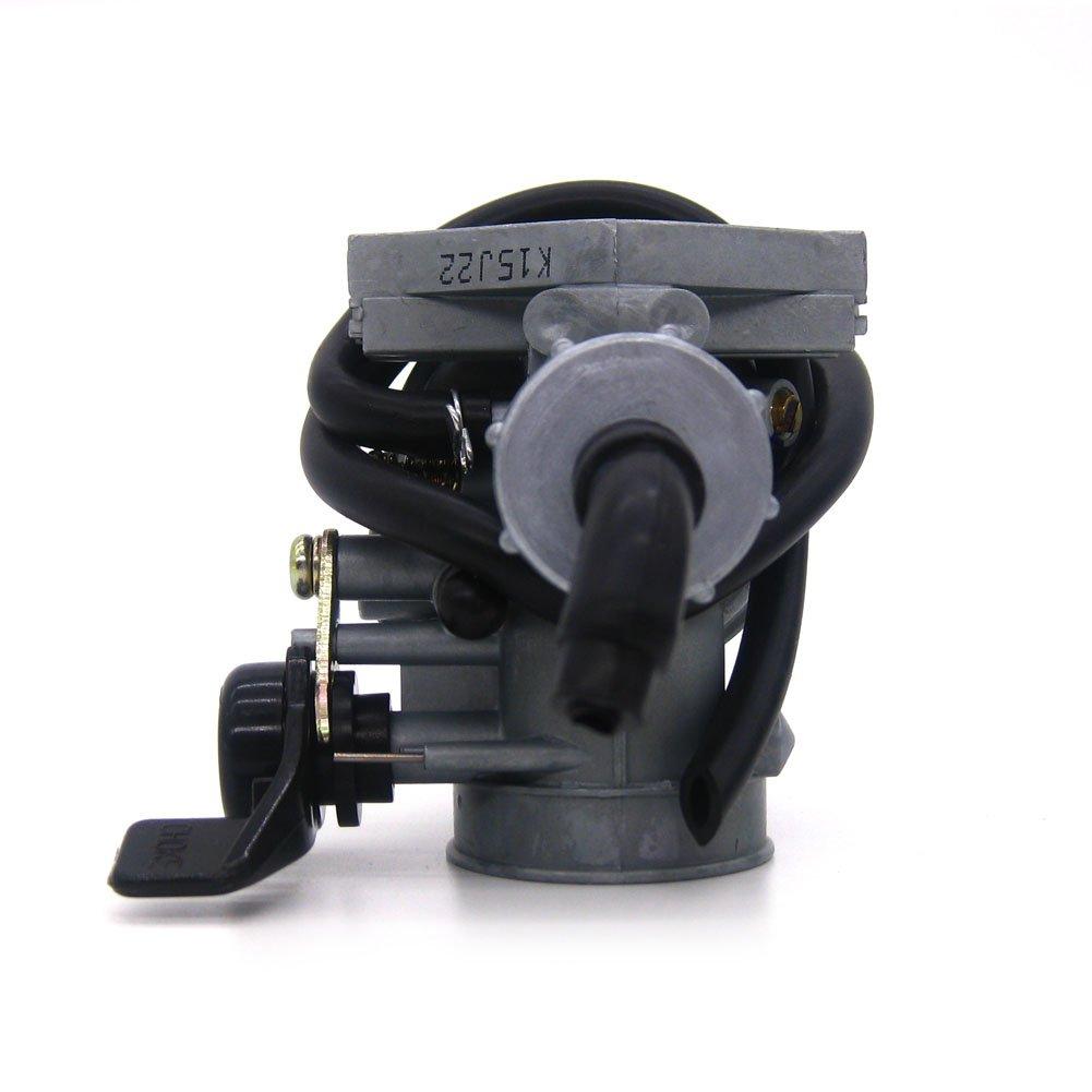 NIMTEK 22mm Carburetor Air Filter Fit 110cc 125cc CRF SSR Sunl Taotao Pit bike ATV