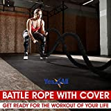 Yes4All Battle Rope Anchor Strap – 30 ft Battle