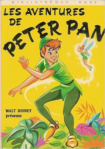 Amazon Fr Les Aventures De Peter Pan Collection