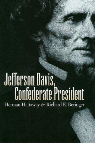 Jefferson Davis, Confederate President