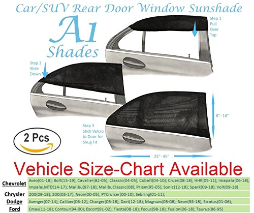 Rear Window Shades Provides protection product image